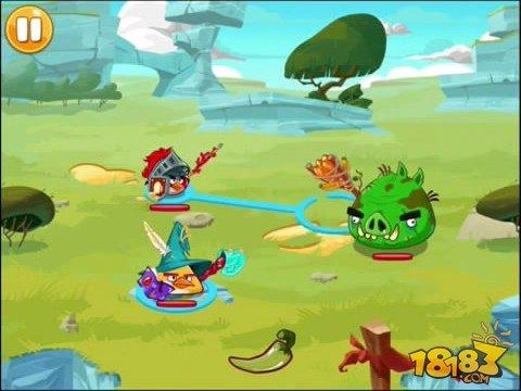 怒鸟传Angry Birds Epic截图二