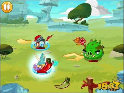 怒鸟传Angry Birds Epic截图三