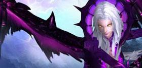 神之刃橙色战宠蝙蝠女王西索技能属性