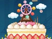 美味甜甜圈等你来战