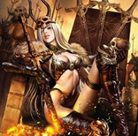 自由之戰戰爭女神蓋亞英雄介紹