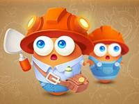 保卫萝卜3游戏装束截图