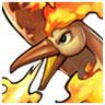 去吧皮卡丘火焰鸟图鉴 火焰鸟怎么获得