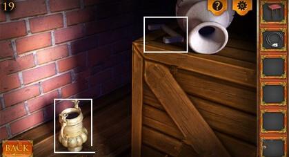 密室逃脱:逃出博物馆游戏截图四
