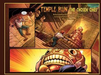 神庙逃亡2漫画截图