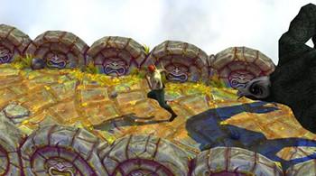 神廟逃亡2游戲開始界面