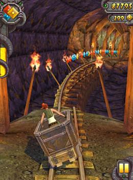 神庙逃亡2隧道截图