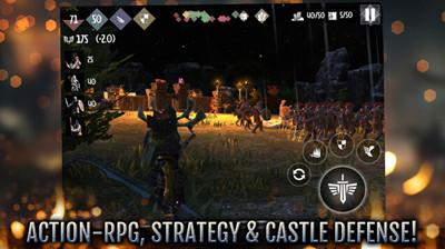 英雄城堡2游戲截圖二
