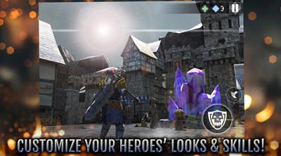 英雄城堡2游戲截圖四
