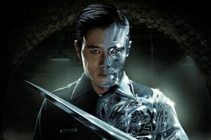 《终结者5》发中国定制版海报 中国市场受期待