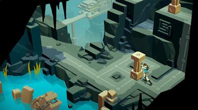 Lara Croft GO游戏截图三