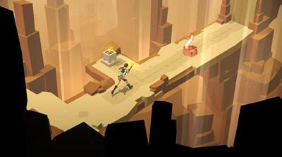 Lara Croft GO游戏截图四