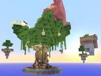 我的世界创世之树建筑存档下载