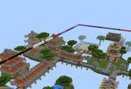 我的世界0.12.2天空之城仙遗迹V0.1地图存档