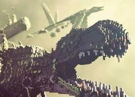 我的世界1.7.2机械恐龙地图存档下载
