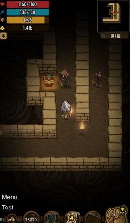 贪婪洞窟迷宫式地图
