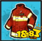 街頭籃球手游消防服圖鑒 時裝消防服屬性一覽