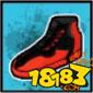 街頭籃球手游紅魔氣墊鞋圖鑒 時裝紅魔氣墊鞋屬性介紹