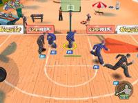 街头篮球手游PF视频 PF大前锋对战视频