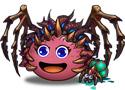 不思议迷宫虫族女王冈布属性一览