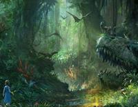 《方舟公园》畅游侏罗纪