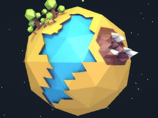 颜色配对也能如此华丽 休闲游戏《月之形态》安卓上架
