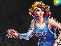 手把手教你玩 街头篮球手游三分女神汤汤