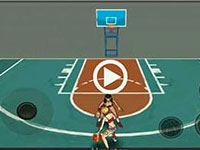 街頭籃球手游SG得分后衛艾莉絲技能選擇攻略