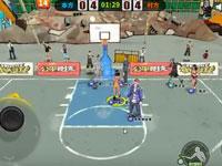 恩恩解说:街头篮球手游新角色海盗试玩