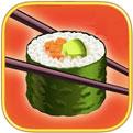 寿司烹饪大厨师