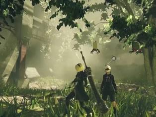 《尼尔:机械纪元》PC版3月发售 新预告公布