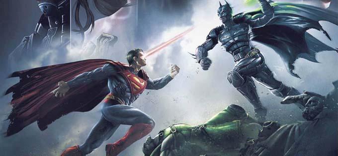 不义联盟2登场角色介绍 超人发际线越来越高