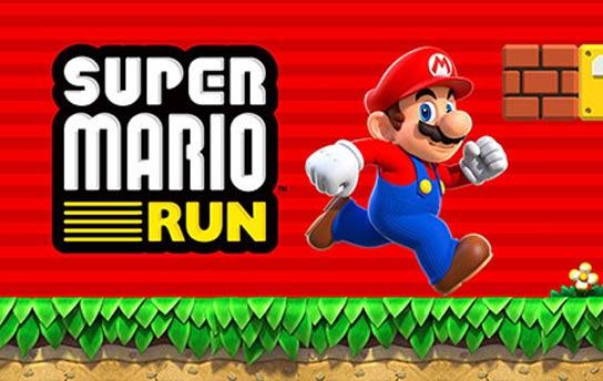 安卓玩家的福音 《超级马里奥跑酷》登陆安卓平台