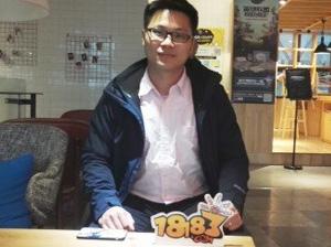 18183专访《星盟冲突》中国区负责人郑首帅