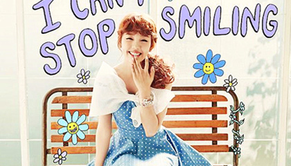 韩国纯美女神 超美的歌《so so》