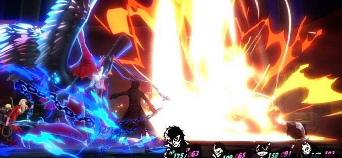 Atlus或将推出女神异闻录5 音乐和格斗游戏