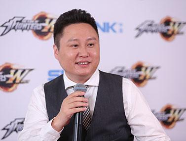SNK中国副社长张进兴:多端联动,打造拳皇IP生态体系