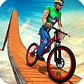 不可能的BMX自行车特技