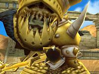 龙之谷手游黄金骷髅女王技能招式详解