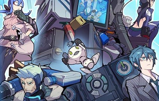 《怪物弹珠》工作室新作 《交锋联盟》手游曝光