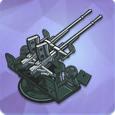 碧蓝航线防空炮 25mm连装高射机枪图鉴