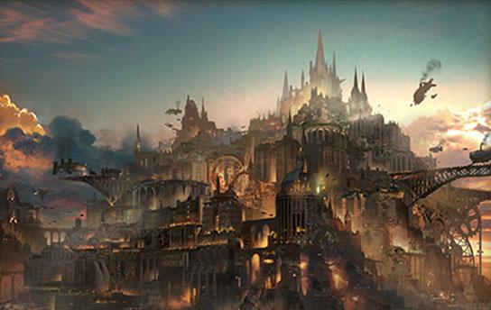 松野泰己最新作品 《失落秩序》游戏前瞻