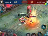 【王者冠军杯】个人赛集锦 eStar vs RNG.M
