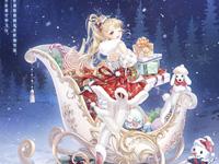 奇跡暖暖圣誕活動 濃情雪夜福利狂歡