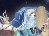 奇迹暖暖追踪大漠魅影 探秘蜃楼传说