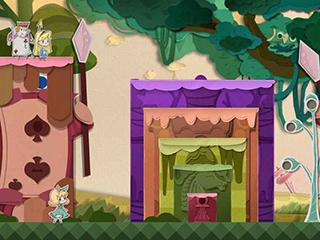 纸上的童话世界《纸片少女》(3.3-3.9)