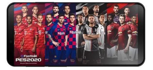 足球游戏《PES 2020》宣布于今年10月推出手机版