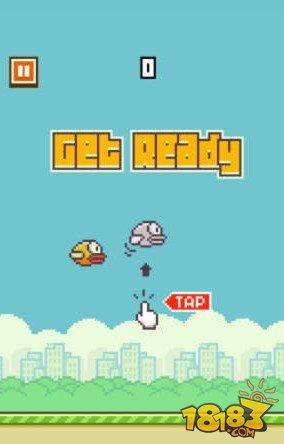 Flappy Bird截图