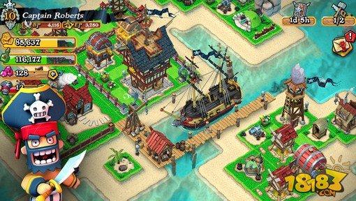 海盗掠夺截图