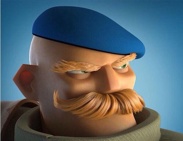 贝雷帽意味着什么?海岛奇兵12月新兵种大猜测